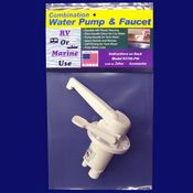 R3700P Zebra RV Fresh Water Pump Self-Priming