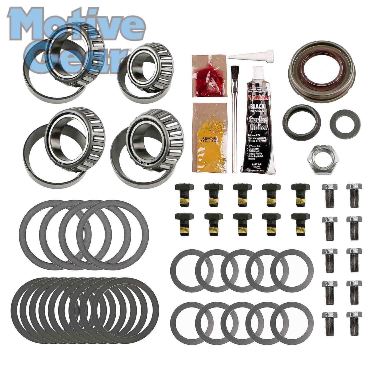 RA28RJKMKT Motive Gear/Midwest Truck Differential Ring and Pinion