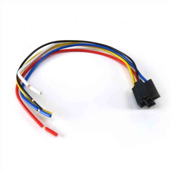 RAS12 Keep it Clean Wiring Relay Wiring Connector For Standard 5-Pin