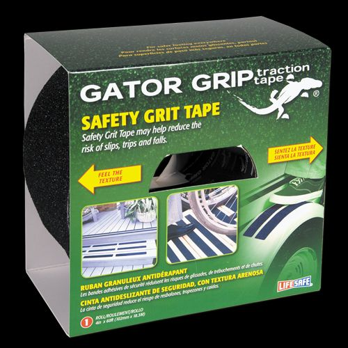 RE160 Top Tape and Label Grip Tape Black