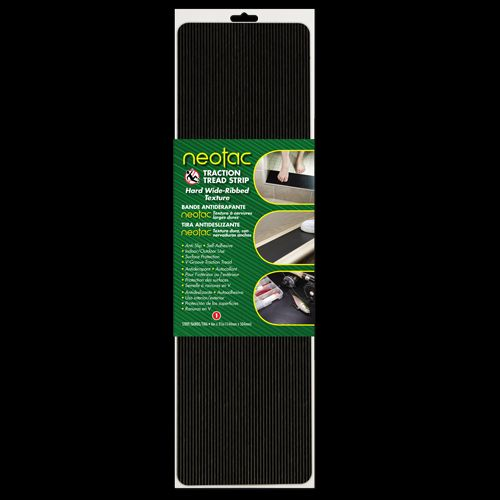RE2615RK Top Tape and Label Grip Tape Black