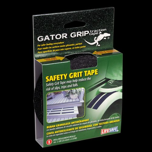 RE3950 Top Tape and Label Grip Tape Black