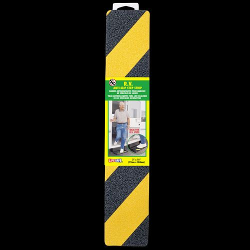 RE628YB Top Tape and Label Grip Tape Yellow And Black