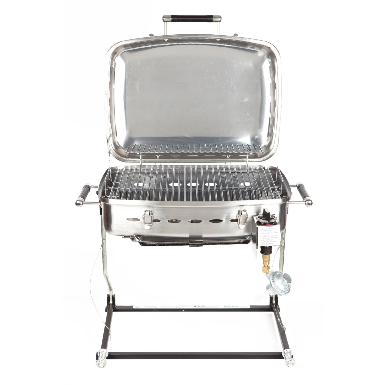 RVAD650 Fleming Sales Barbeque Grill Propane
