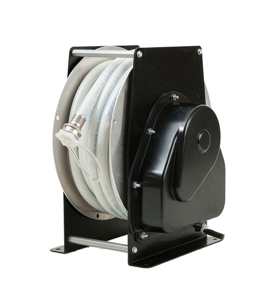 RW40RMK Technology Research Corp Hose Reel Use To Store Washdown