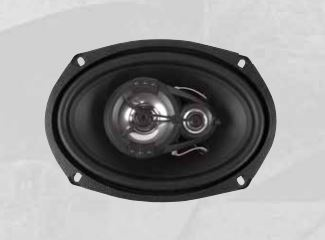 RX693 Renegade Audio Speaker 6 Inch x 9 Inch 3-Way Coaxial