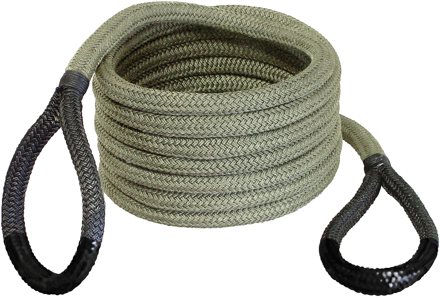 176655BKG Bubba Rope Recovery Strap 3/4 Inch Round X 20 Foot Long