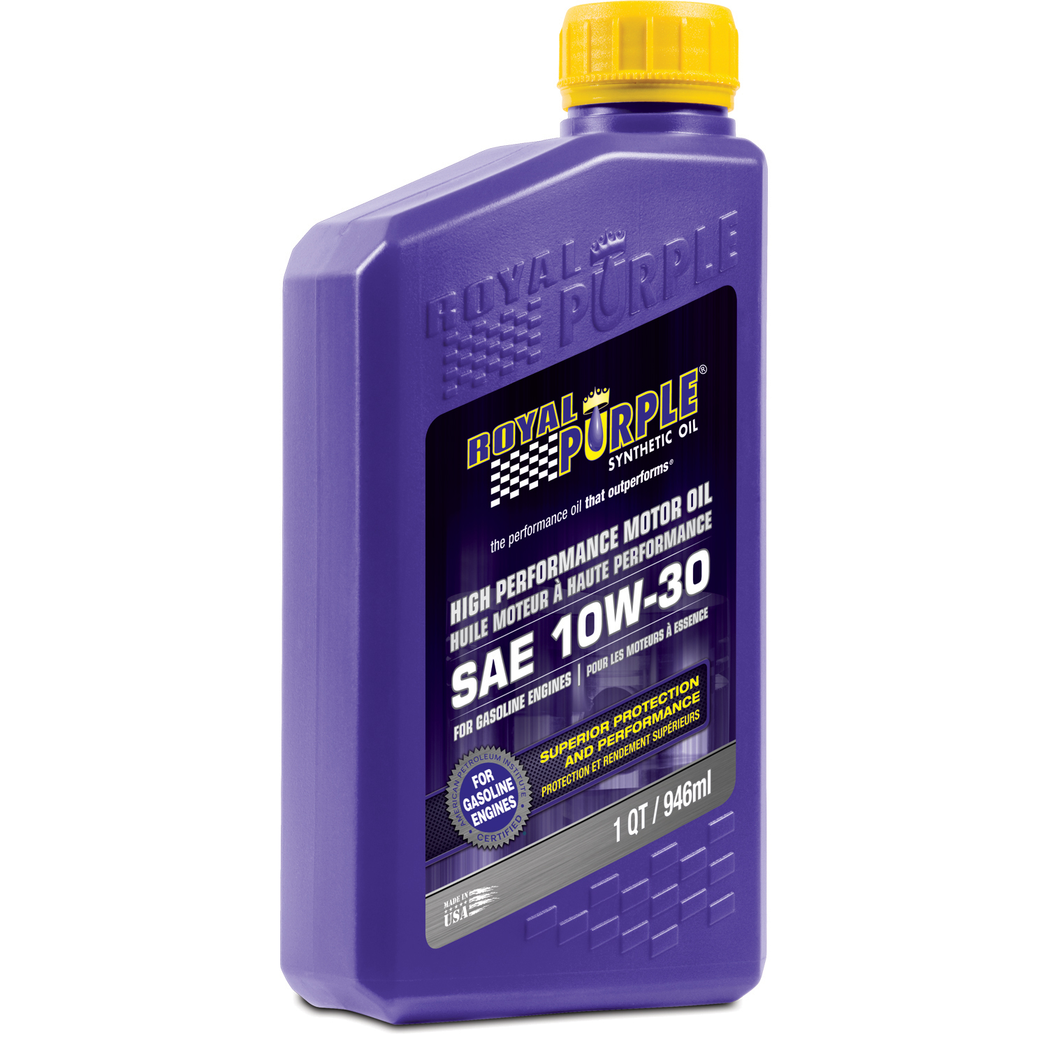 01130 Royal Purple Oil SAE 10W-30