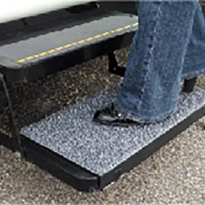 SA11-00 Safety Step Step Stool Mat Fits 11 Inch x 22 Inch Rectangular