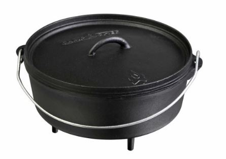 SDO12 Camp Chef Cookware Set With Dutch Oven