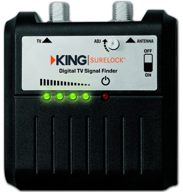 SL1000 King Satellite TV Signal Finder Use To Tune TV Antenna
