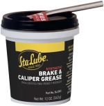 SL3303 CRC Industries Multi Purpose Grease Brake Caliper Synthetic