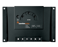 SMC-10 Samlex Solar Battery Charger Controller Use With Samlex 12