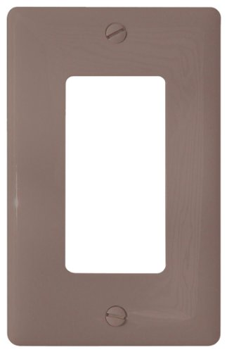 SNAP11 Diamond Group Switch Plate Cover Brown