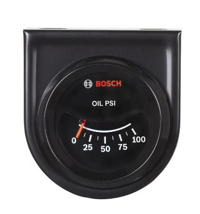 SP0F000033 Sunpro Gauges/ SPX Shop Tools Gauge Oil Pressure 2 Inch