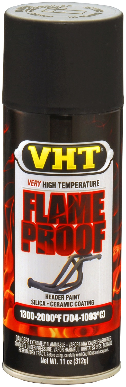 SP102 VHT/ Duplicolor Paint Heat Resistant 1300-2000 Degrees