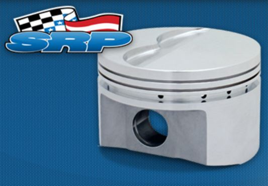 138084 JE Pistons Piston For Use With Small Block Chevy 353 Engines
