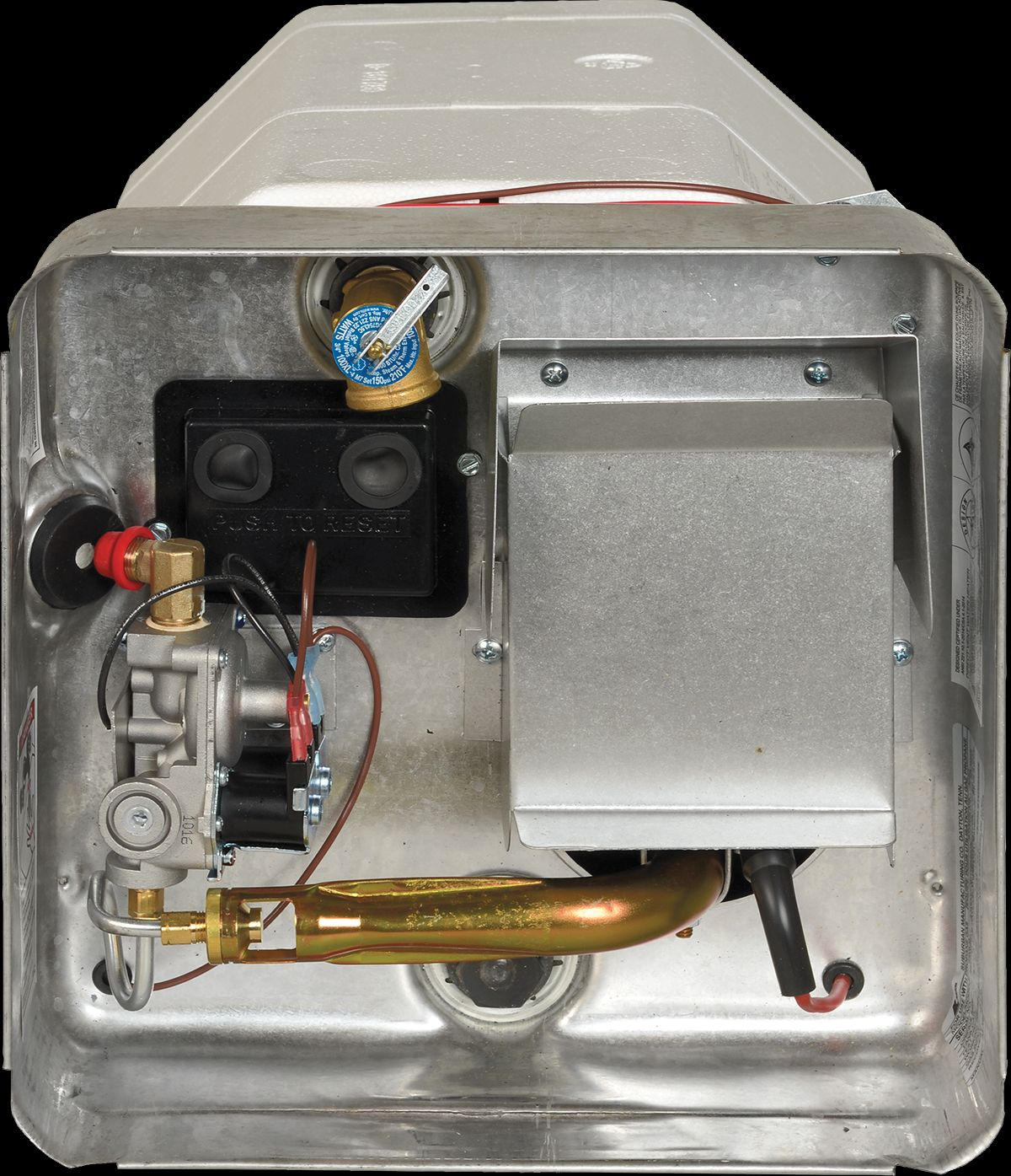 5238A Suburban Mfg Water Heater Model Number SW6D