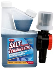 SX32M CRC Industries Salt Remover Cleans And Protects Anything