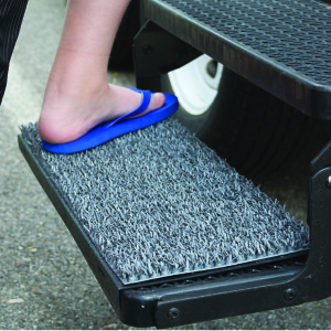 SA08-00 Safety Step Entry Step Rug Fits All 8 Inch x 22 Inch