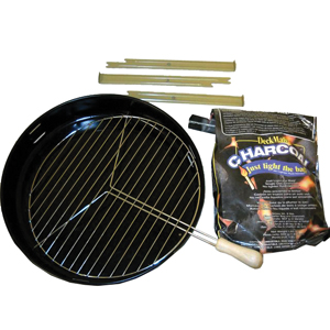 115HH-6 Authentic Dealer Grill-It-Kit
