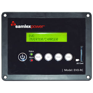 Samlex Solar EVO-RC Remote Control for Evolution Series Inverter/