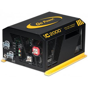 C200012PKG Power GPIC200012 2000W/100A Inverter Charg