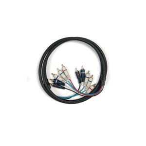 CAV-C-6M King 6M 5-Way Component Cable