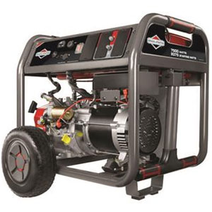 Briggs & Stratton 30552 Elite Series 7500-Watt Gas Powered Portab