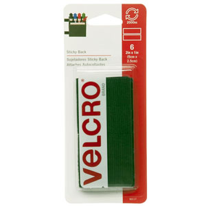 Velcro 90117 Hold Down Kit-Velcro