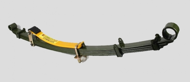 ST6516 Dynamic Suspensions Helper Spring Kit Leaf Spring Design