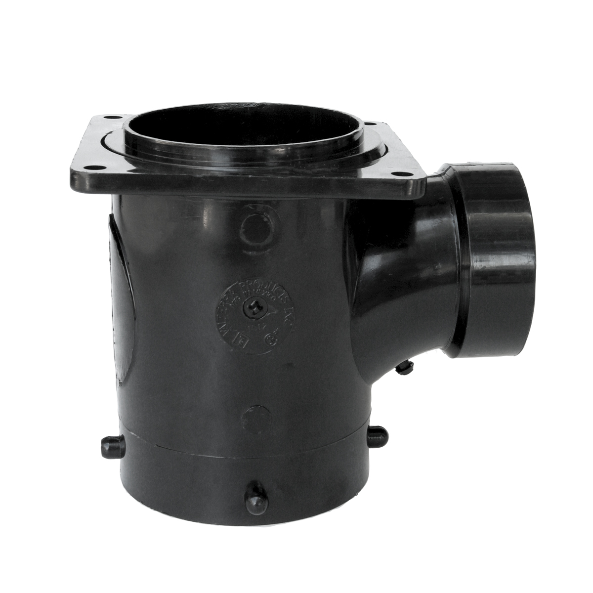 T1012 Valterra Sewer Waste Valve Fitting San Tee Reducing With 3 Inch