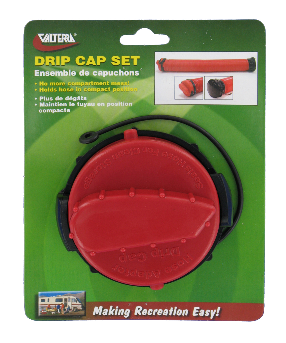 T1020-3VP Valterra Sewer Hose Cap Drip Cap For Bayonet Sewer Hose