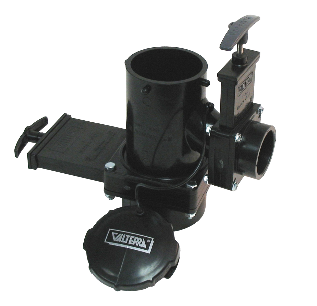 T18 Valterra Sewer Waste Valve Waste Valve For RV Black Water System