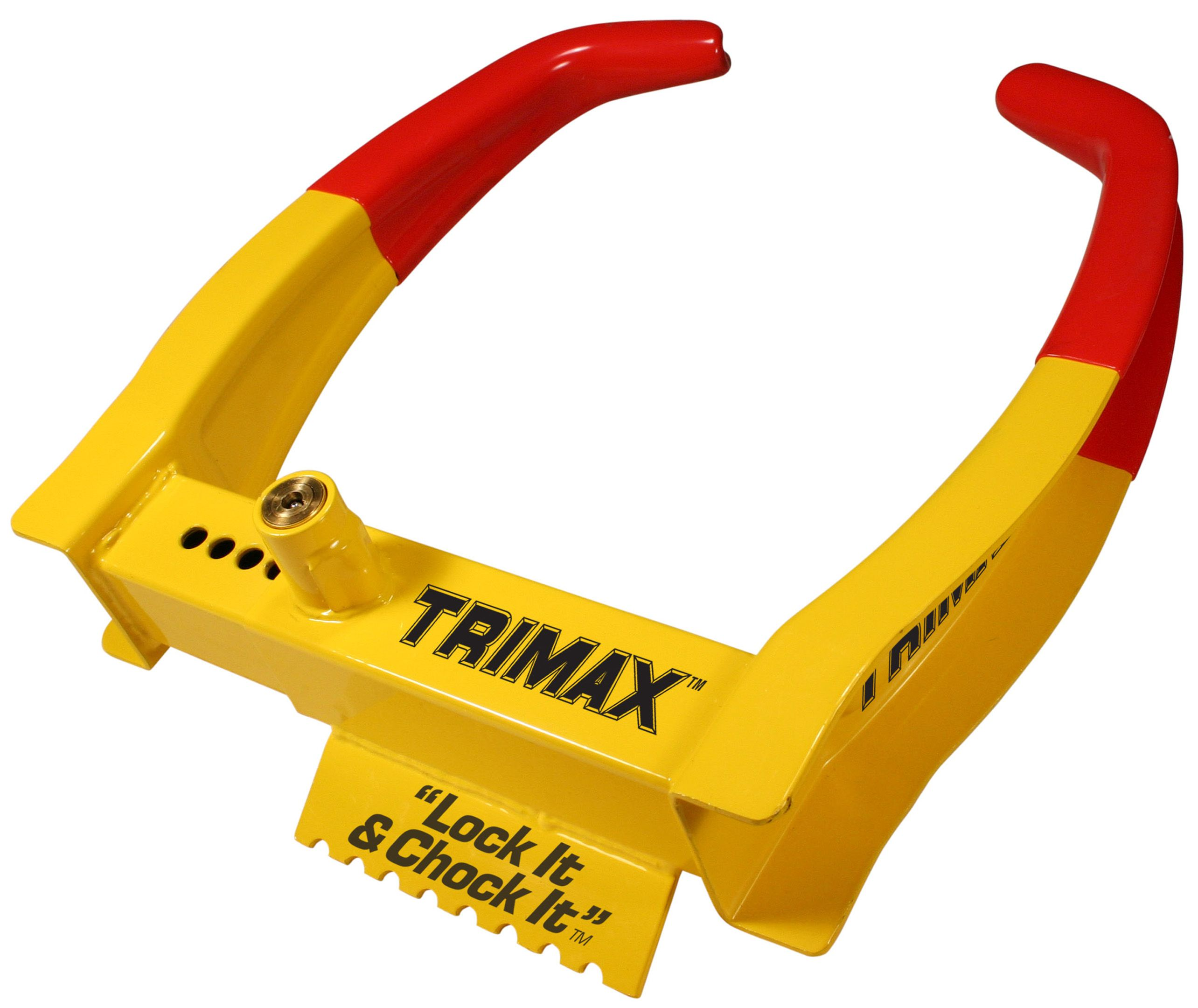 TCL75 Trimax Locks Trailer Wheel Locking Boot Fits Tire sizes 4.8 x