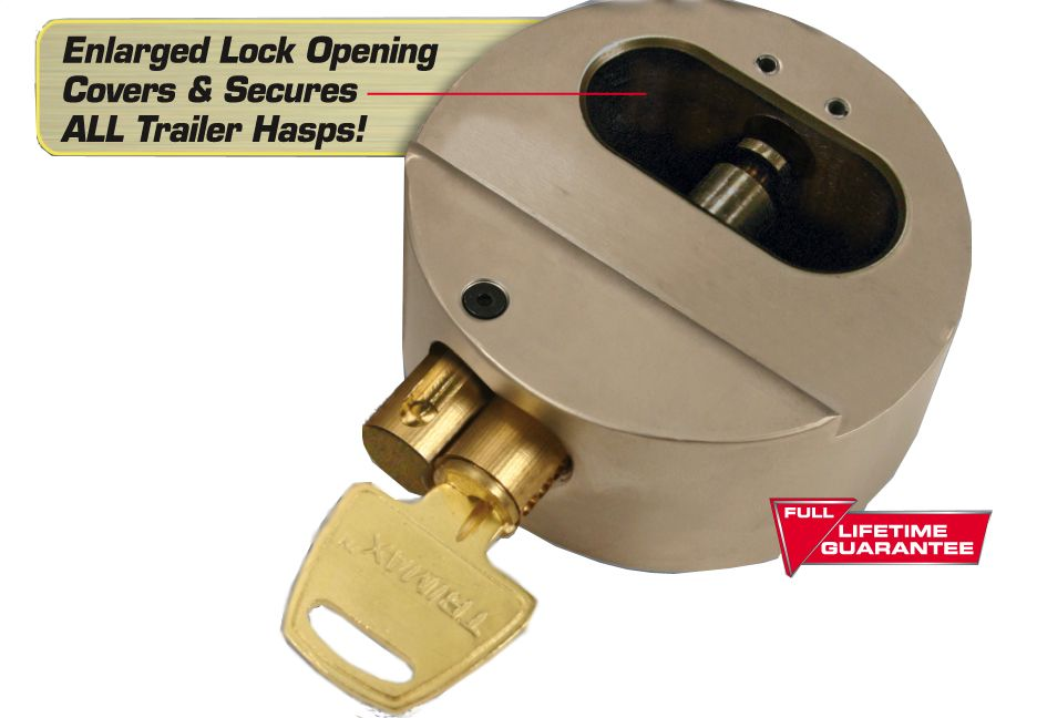 THPXL Trimax Locks Padlock Key Type