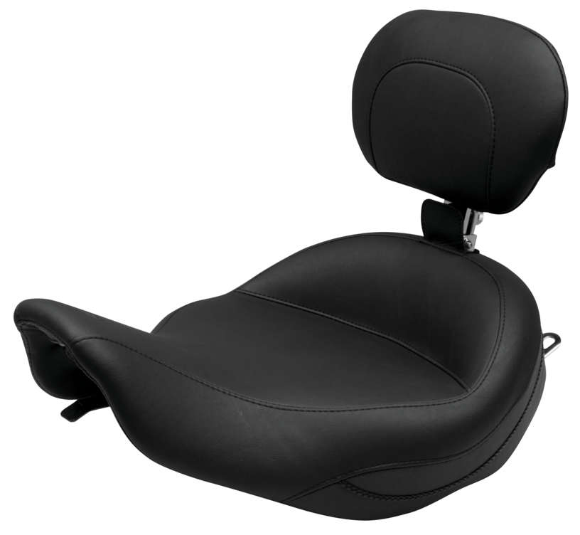 79457 Vintage Super Solo with Driver Backrest and Recessed Rear Seat for Touring Models