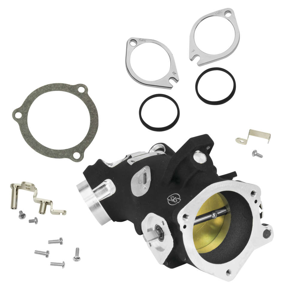 S And S Cycle 170-0337 Throttle Body Kit 58Mm 410