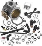 S And S Cycle 17-5067 52Mm Efi Throttle Body Kit