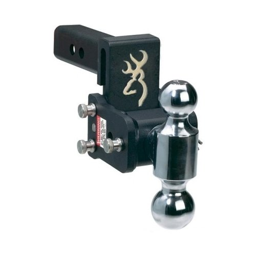 TS10037BB B&W Hitches Trailer Hitch Ball Mount Class IV