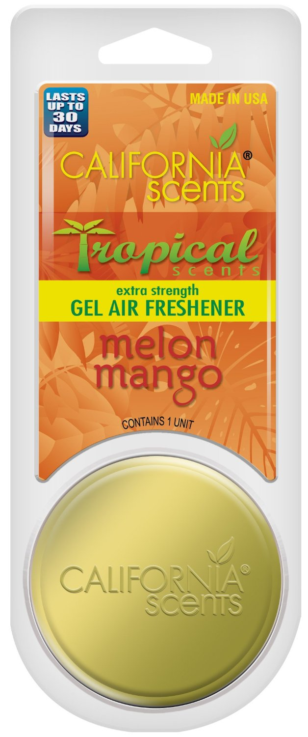 TSST-GEL-640MC California Scents Air Freshener Slim Tin