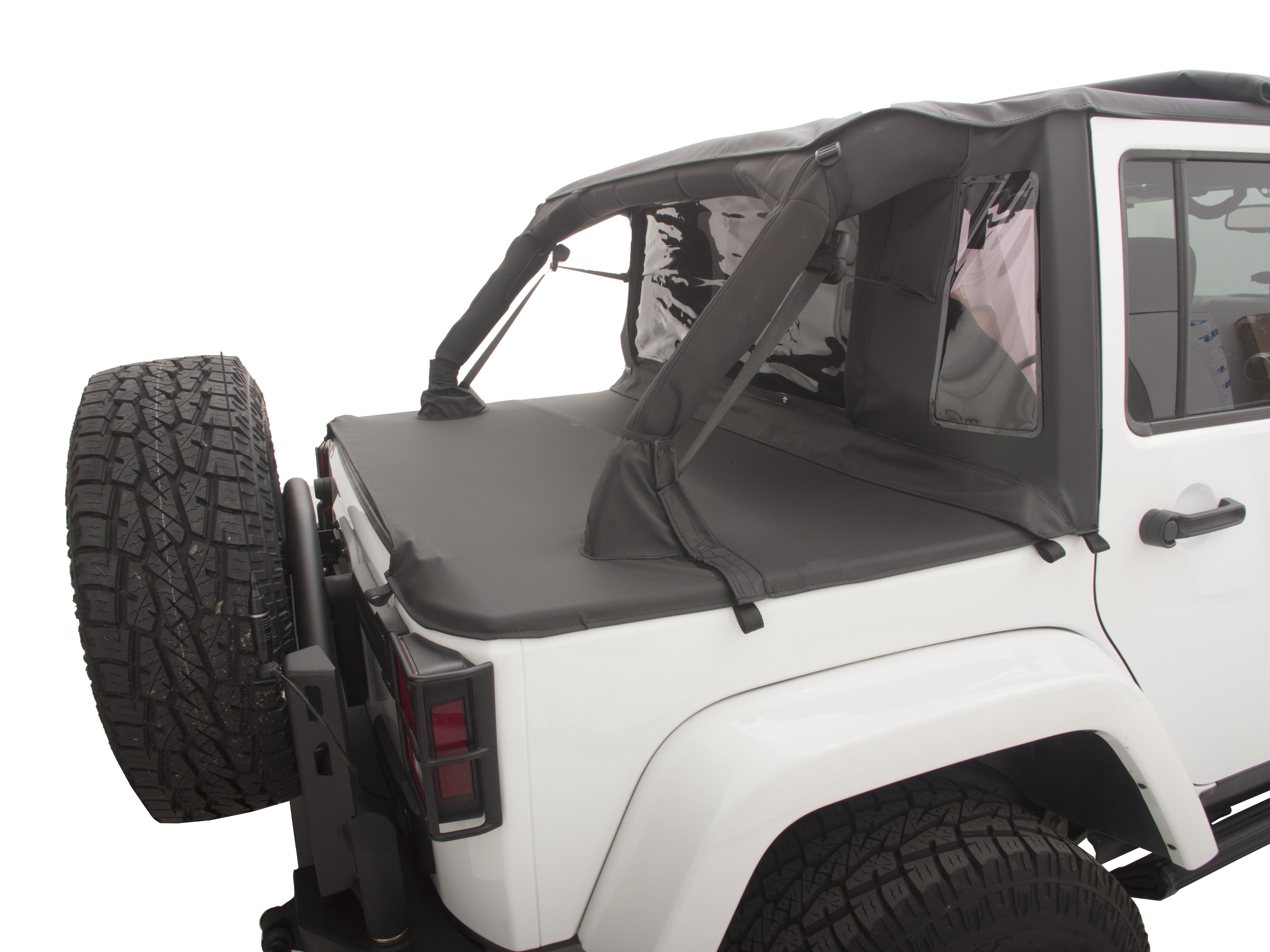 rampage bronco soft top review