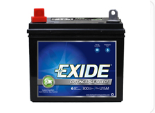 U1RSM Exide Technologies Battery OE Replacement