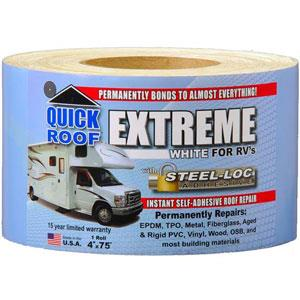 Ube475 Cofair Product Roof Repair Tape Use To Stop Leaks And Repairs All Rv Roof Materials Vents Skylights Slide Outs Windows Awnings Holding Ta