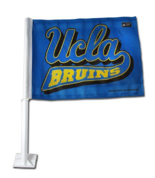 FG290201 PowerDecal Flag UCLA Bruins Car Flag