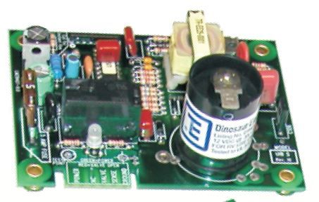 UIBS Dinosaur Electric Ignition Control Circuit Board Replacement For