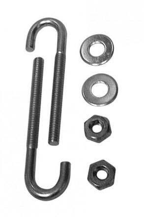 UWS-JBOLTKIT UWS Tool Box Mounting Kit Includes 2 J Bolts/ Nuts/