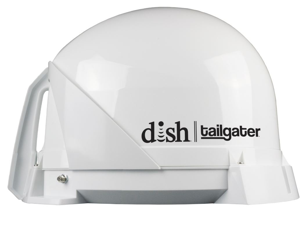 VQ4400 King Satellite TV Antenna Works With Dish® Pay-As-You-Go