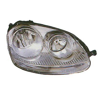 VW2502127 Pilot Crash (Lighting/Mirrors) Headlight Assembly OE