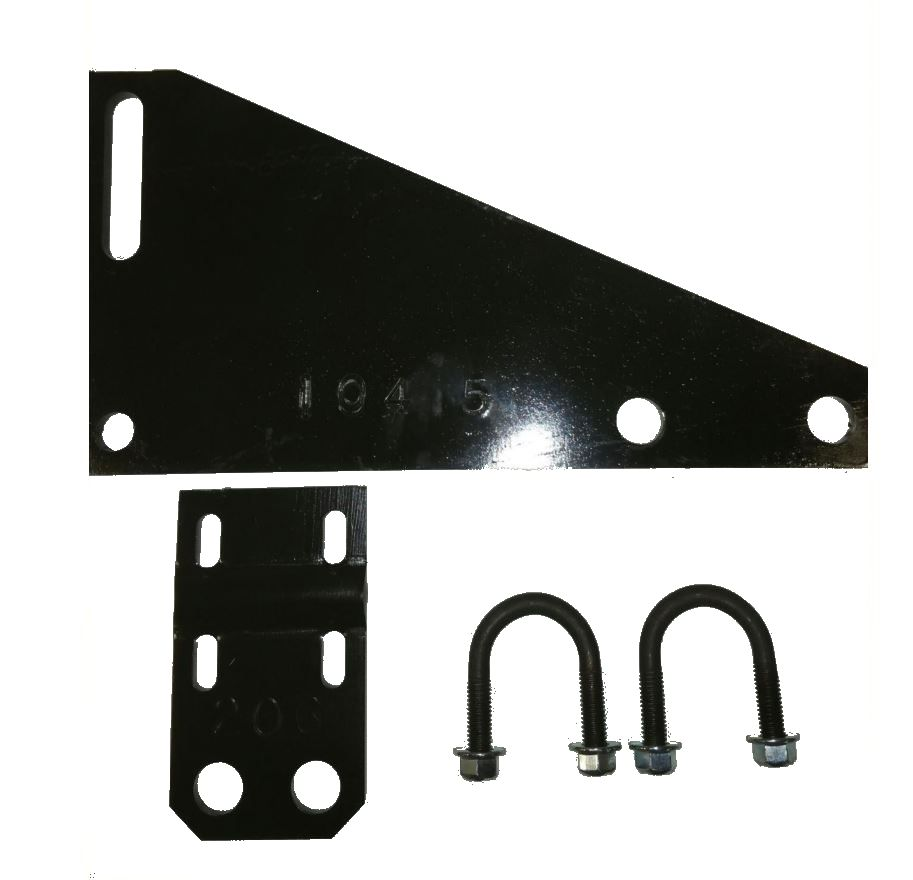 W-104K1.5 Safe-T-Plus Steering Stabilizer Bracket With Part Number